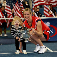 Kim Clijsters wins US Open